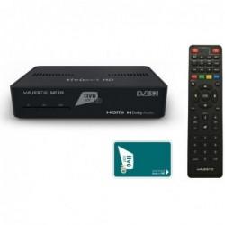 LG MONITOR TV 24TL510V-PZ Monitor TV LED, Certificato TIVU SAT, DVB-T2 S2, HEVC