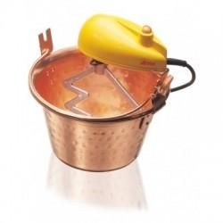 SPLENDID DOLCENOTTE 2 DOUBLE 99518 FIBRA CARBONIO,12VOLT,2x55 W,POT REGOLAB TIMER,LAVABILE 40